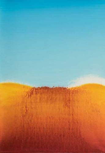 "Elliott Green - ""World Wide Wash,"" 2019, Oil on linen, 24 x 16 inches"