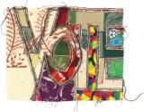 Elana Herzog - Vote   Original work is SOLD