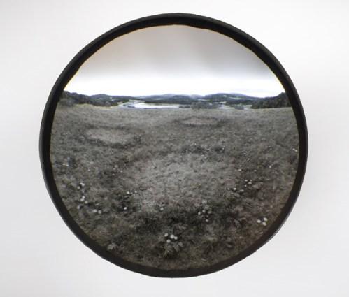 Patrick Jacobs, Three Fairy Rings in Monochrome - no description