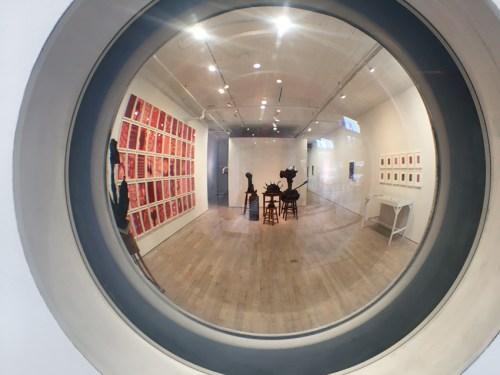 "Patrick Jacobs - Installation view, ""Nocturnes"""