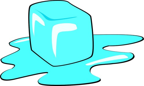 "Debra Jenks (1) - ""ICE Melt"""