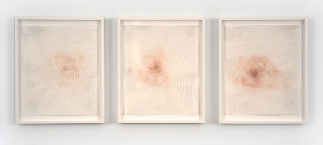 "Sermin Kardestuncer - ""Untitled (Triptych)"""