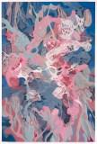 "Darina Karpov - ""Proliferation,"" 2019, Acrylic on canvas,  48 x 32 inches"