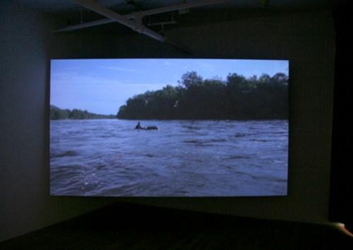 Action for the Delaware Installation View - no description