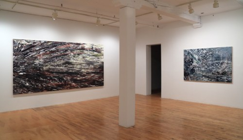 Yoon Lee - Installation view