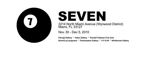 SEVEN - SEVEN logo