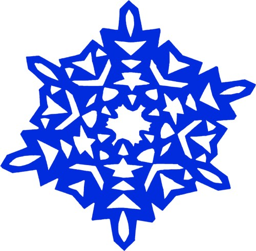 "Maureen McQuillan (3) - """"Snowflake 3"""