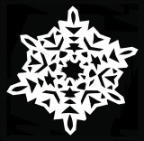 "Maureen McQuillan (1) - ""Snowflake 1"""