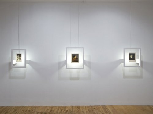 Ryan Mrozowski - Book Pages installation view