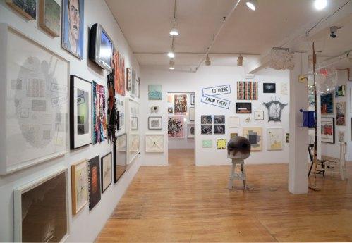 no title - Pierogi XX Installation View, 2014 (Photo: Joe Amrhein)
