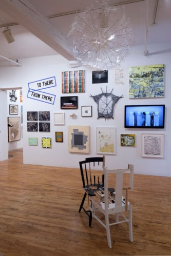no title - Pierogi XX Installation View, 2014 (Photo: John Berens)