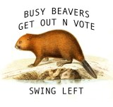 "Polly Apfelbaum - ""Busy Beavers"""