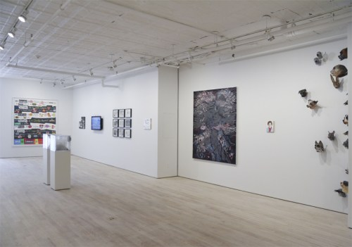 Rage for Art (Once Again), Installation View - no description
