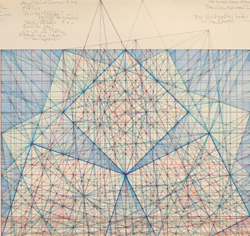 "Mark Reynolds - ""Minor Third Series Three Squares, b 2.17"""