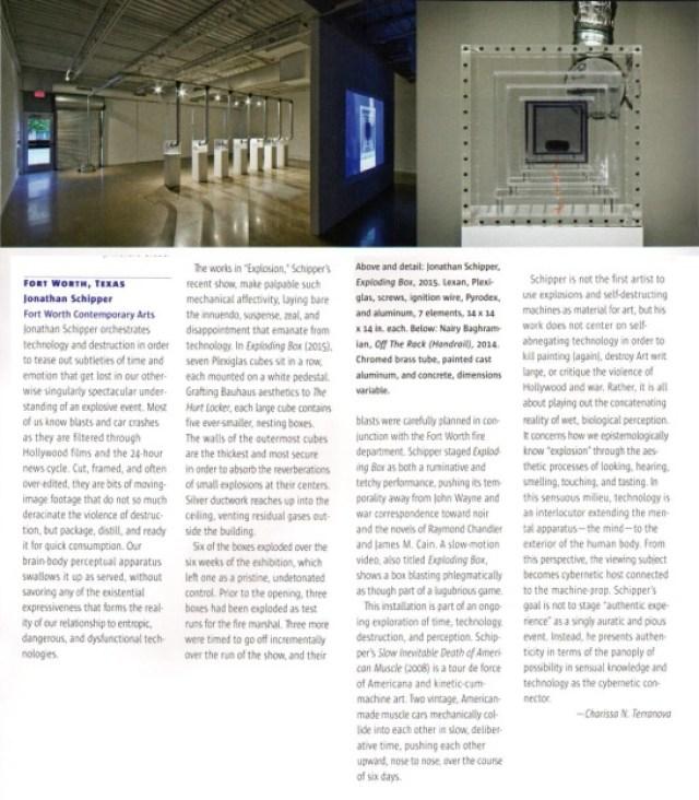 Review Sculpture Mag - no description