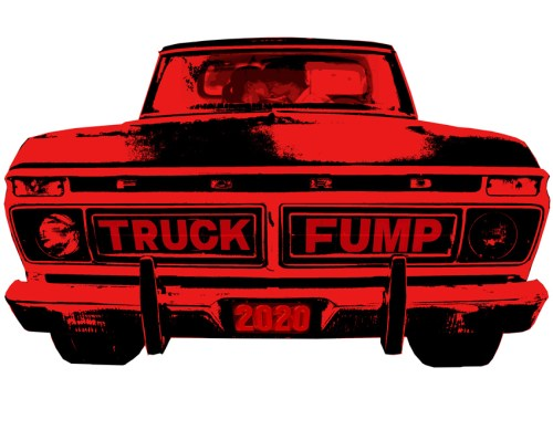 "Bob Seng and Lisa Hein - ""Truck Fump"""