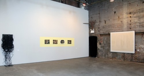 SEVEN: Anonymity, no longer an option - Installation view
