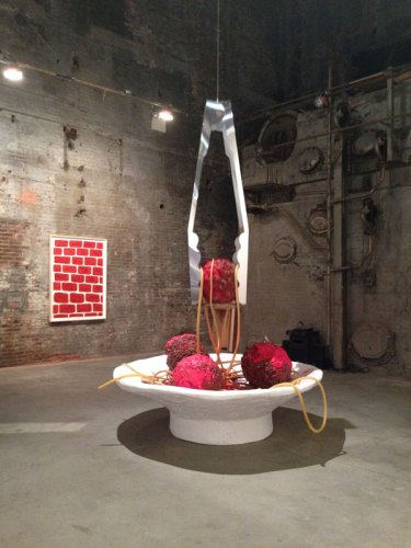 SEVEN-ish, Seriously Funny - Installation view