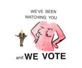 """Judith Simonian - """"We Vote"""""""