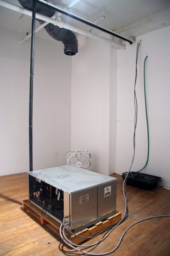 Heat Cube, Mech Room - 10 x 10 inch heat cube