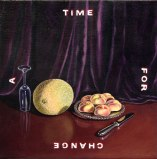 "Lynn Talbot - ""Time for a Change,"" 2011, Oil on linen, 10 x 10 inches. Sold."