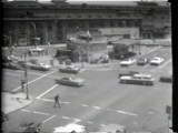 "Atlantic Avenue Metro Station - Still from video ""Atlantic in Brooklyn,"" 1971-72. Collection of the artist."