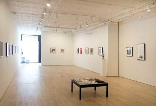 "Martin Wilner - ""The Case Histories: Pierogi / Responsa,"" Installation View, May 2019"