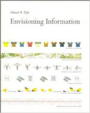envisioning information cover