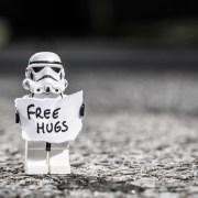 Free hugs?