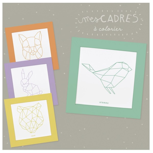 kit-cadre-coloriage-animaux-origami1