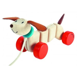 Teck_le_chien_jouet_tirer_Plan_Toys