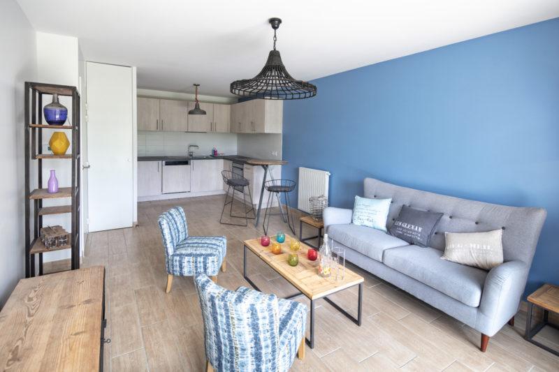 Appartement Le Clos Saint-Guénolé Beg-Meil Fouesnant