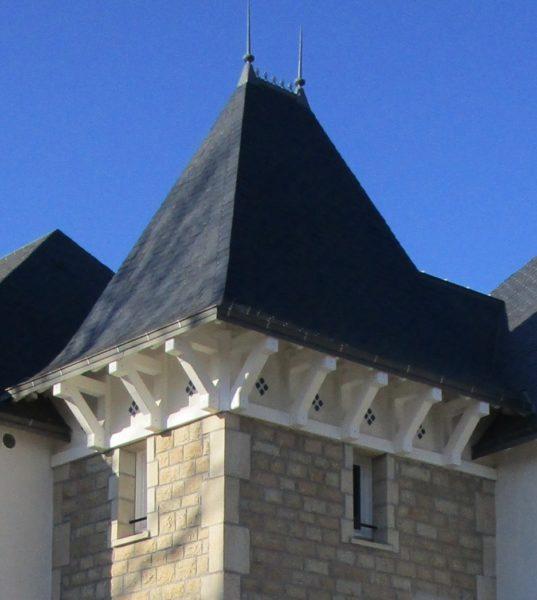 Beg-Meil Le Clos Saint Guenole style balnéaire