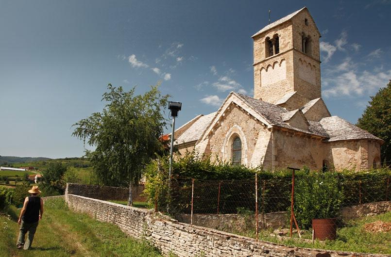 Chapelle de Domanges (Igé 71)