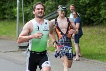 Schaumberg-Triathlon am 28.05.2017 in Tholey . Copyright: Peter Kerkrath