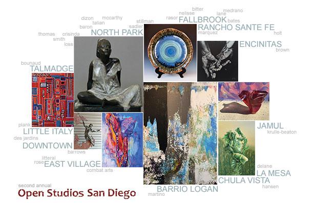 2nd Annual Open Studios San Diego