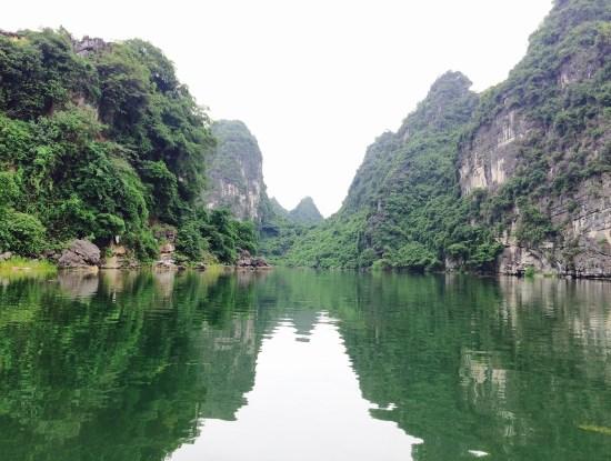 Vue de Ninh Binh - Vietnam