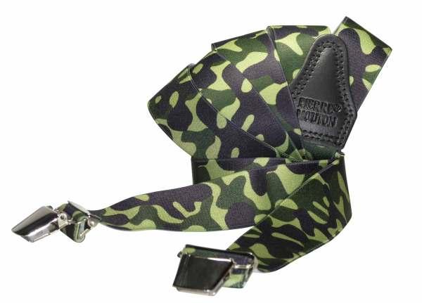 Camouflage bretel