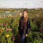 Marcie Gaunard, fondatrice de la société Pierres Fleurs Ciseaux.