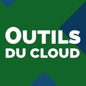 Connaître et utiliser les outils du cloud