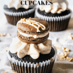 ESPRESSO CHOCOLATE AND PEANUT BUTTER CUPCAKES-2