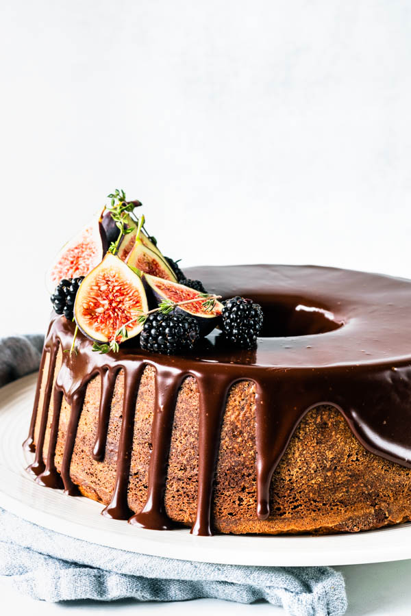 Pecan Fig Cake
