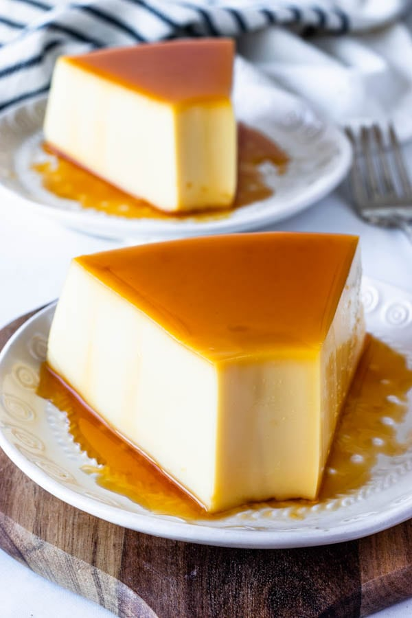 Flan From Scratch : scratch, No-Bake, Tacos