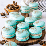 Chai French Macarons