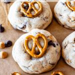 Pretzel Chocolate Chip Cookies