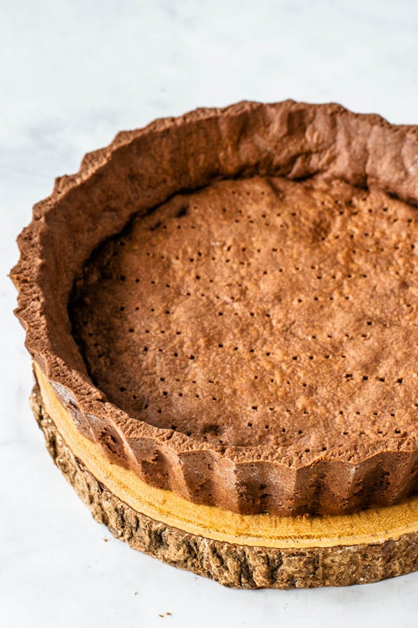 Chocolate Tart Dough