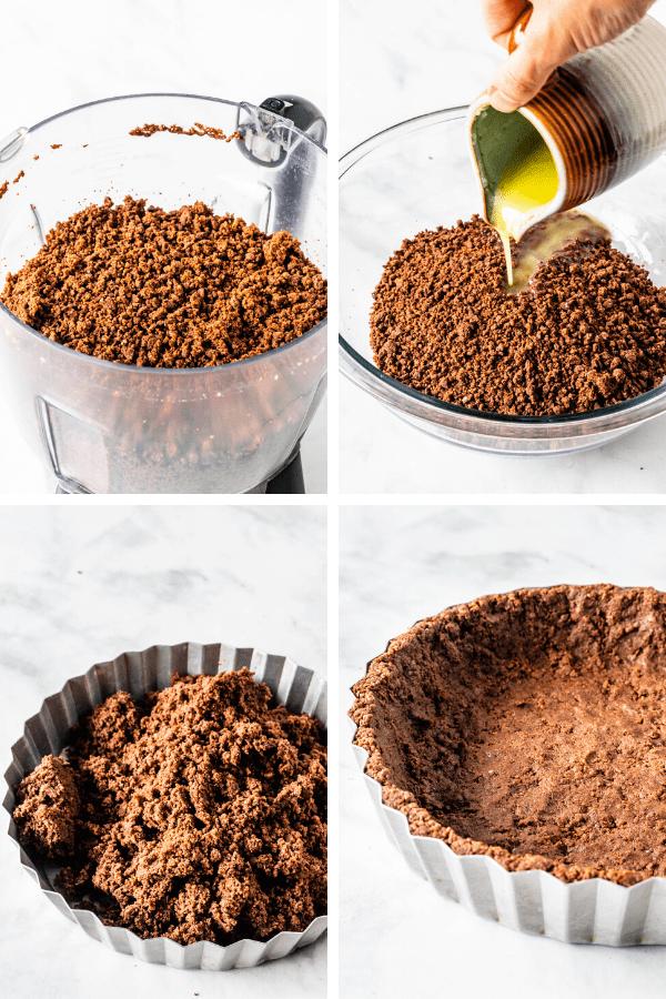 How to make Oreo Crust