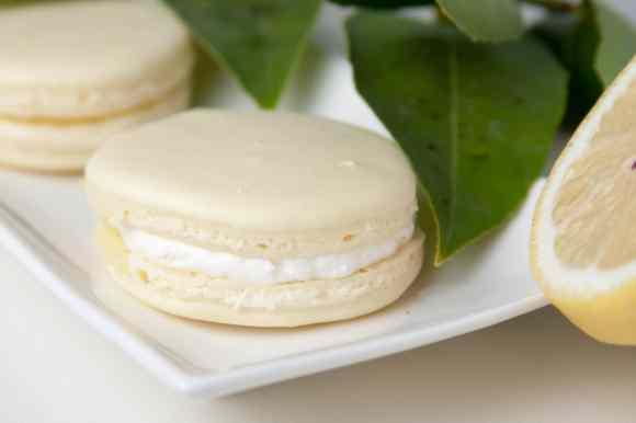 misshapen macaron shells on macaron troubleshooting guide.