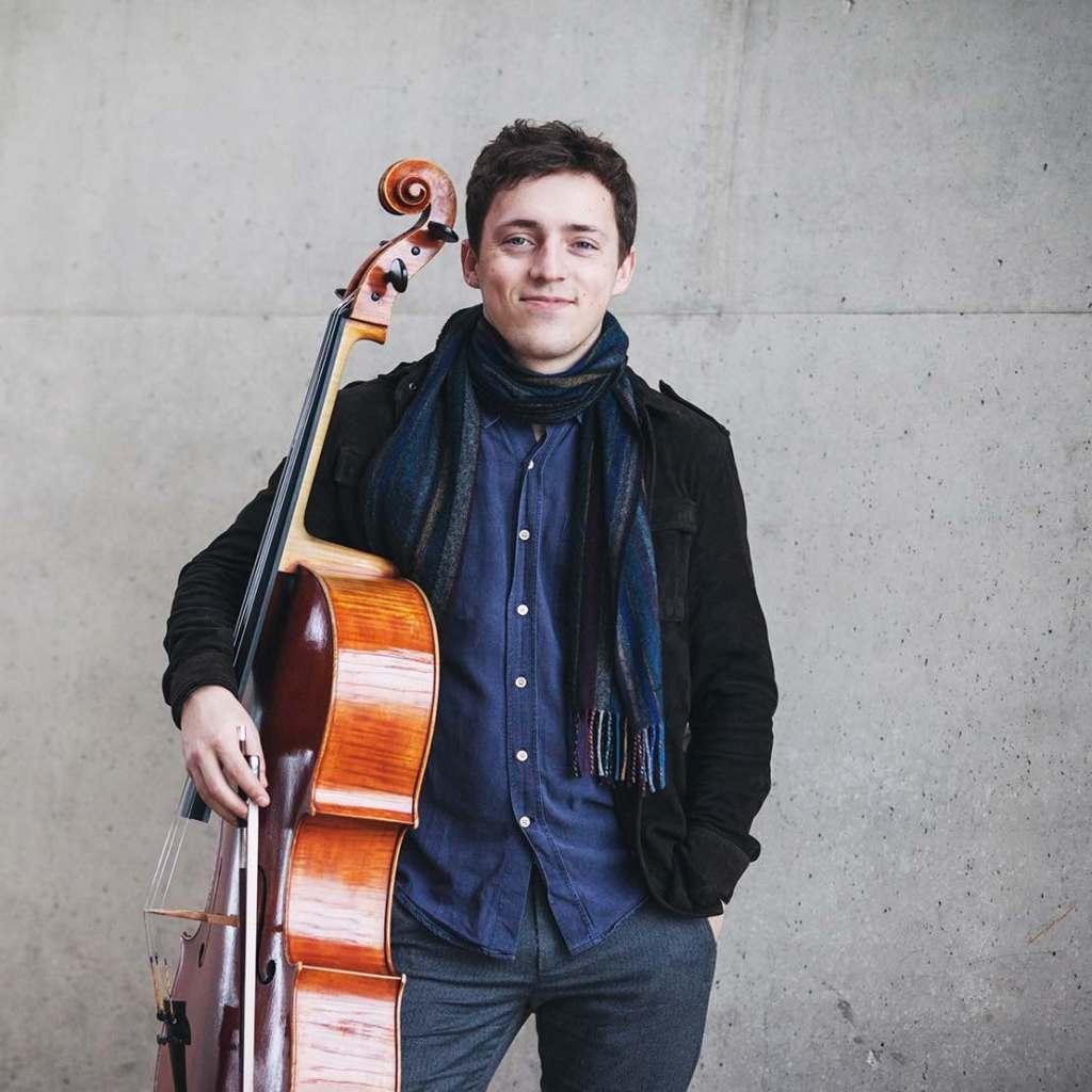Pieter de Koe Cellist © Emilie Schäfer