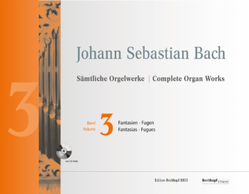 Bach Orgelwerke III